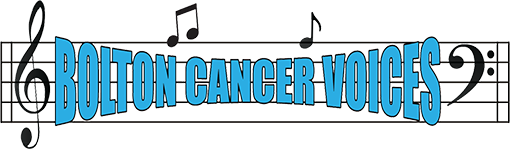 Bolton cancer voices logo