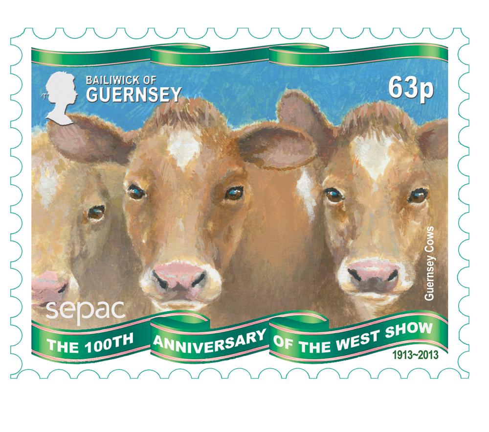 Guernsey Sepac stamp