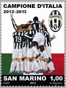 San Marino Juventus Italian Champion 2012 2013 Sepac