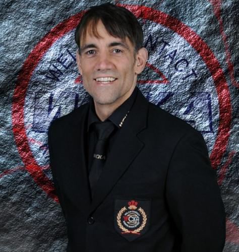 Aberdare Kickboxing Karate Instructor Nick Clarke