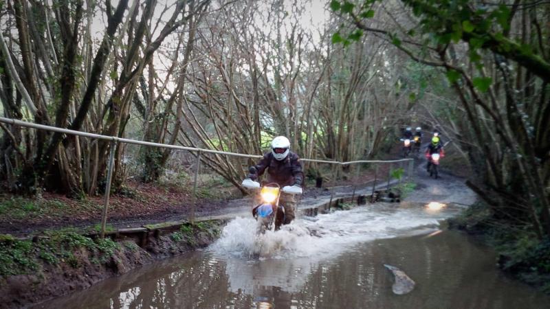 Watercrossing near Bath